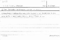 25 let Státního ústředního archivu v Praze