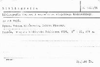 Bibliografia krakowa i wojewodztwa miejs