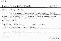 Otázky a úlohy z fyziky