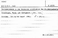 Neorenaissance in der deutschen architek