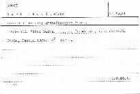 Generální katalog gramofonových desek