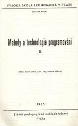 Metody a technologie programování 2