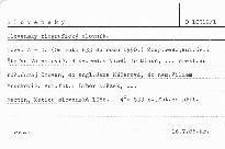 Slovenský biografický slovník                         (Zv. 1,)