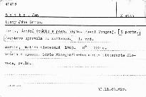 Listy Jána Bottu