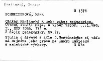 Otakar hostinsky a jeho odkaz pedagogice