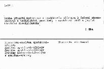 Systémová analýza a syntéza