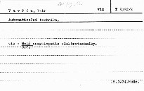 Malá encyklopedie elektrotechniky                         (Díl 2)