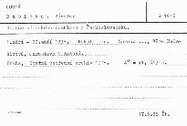 Relace německeho rozhlasu o českoslovens