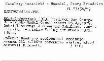 Händel-Jahrbuch 1979