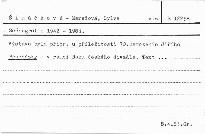 Scenografie 1942-1983