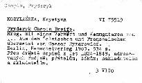 Fryderyk Chopin Briefe