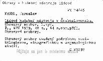 Lidové hudební nástroje v Československu