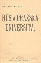 Hus a Pražská universita