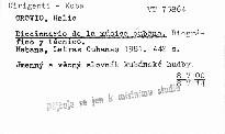 Diccionario de la musica Cubana