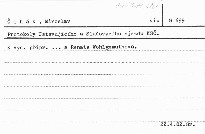 Protokoly ustavujícího a slučovacího sjezdu