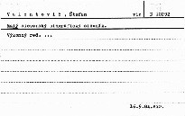Malý slovenský biografický slovník