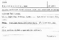 Katalog grafickych listu univerzitnich t