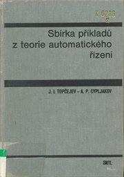 Sbírka příkladů z teorie automatického řízení