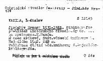 Jiraskuv hronov 1931-1981