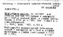 Bibliotheca musica