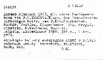 Europa almanach 1925