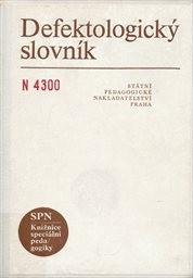 Defektologicky slovnik.