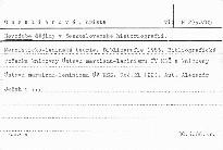 Novodobé dějiny v československé historiografii; Marxisticko-leninská teorie