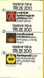 Tři ze zoo