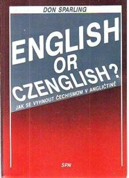 English or Czenglish?