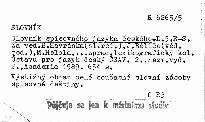 Slovník spisovného jazyka českého                         ([Díl] 5)