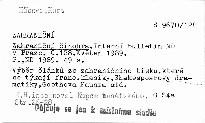 Zahraniční činohra                         (Č. 128)