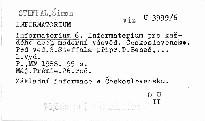 Informatorium 6
