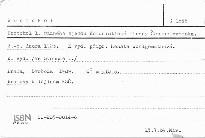 Protokol 1. řádného sjezdu Komunistické