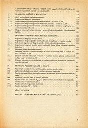 Chemické rovnováhy v analytické chemii