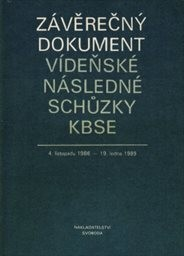 Závěrečný dokument Vídeňské následné schůzky KBSE