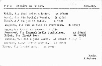 Mezi orlem a hadem                         (Část 1,)