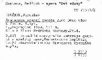 Smetanova operní tvorba 2.