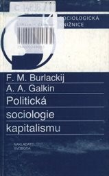 Politická sociologie kapitalismu