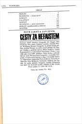 Cesty za Hefaistem