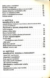 Encyklopedie mladého manželství