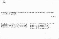 Katalog přípravků dezinfekce, dezinsekce