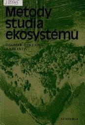 Metody studia ekosystémů
