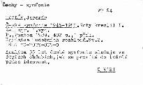 Česká symfonie 1945-1980