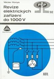 Revize elektrických zařízení do 1000 V.
