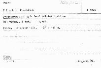 Dvojkontrastní vyšetření trávicí trubice