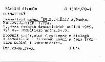 Dramatické umění '89                         (Sv. 4)