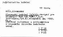 Slovenský hudobný folklór