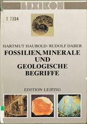 Lexikon der Fossilien, Minerale und geologischen Begriffe