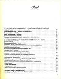 Experimentální metody biofyziky
