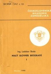 Malý slovník biografií                         ([Díl] 2,)